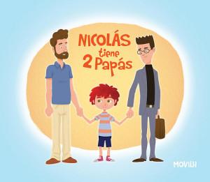 Foto nicolás tiene 2 papás